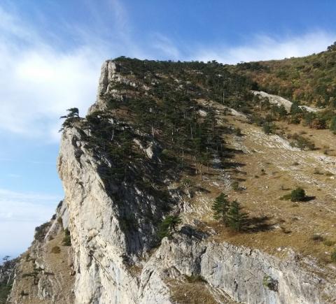 Ай-Петри, жемчужина Крыма