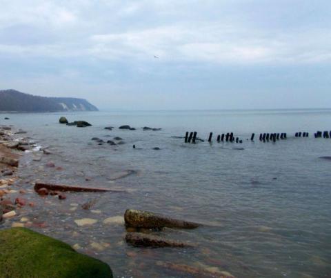 Балтийское море в Светлогорске