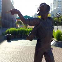 Майкл Джексон в Екатеринбурге