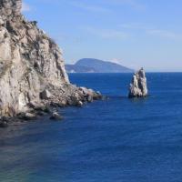 В Крым и обратно: самолётом, паромом, автобусом и о транспорте в Крыму