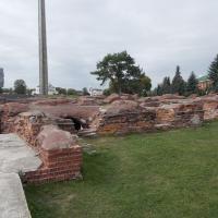 Руины Белого дворца