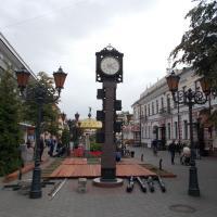 Часы на улице Советской