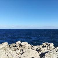 Вид на Чёрное море из Херсонеса