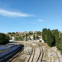 Железная дорога в Севастополе