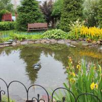 А в саду пруд
