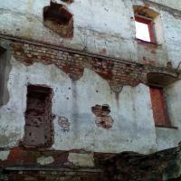 Взгляд на замок изнутри