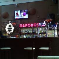"""Кафе """"Паровоз"""" (справа веранда)"""