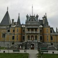 Массандровский дворец во всей красе