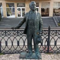Александр Куприн, живший Балаклаве и писавший о ней