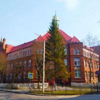Советская гимназия №1 (ул. Школьная, 13)