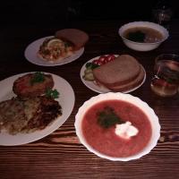 Два вкусных обеда в ялтинской столовой «У Солохи»